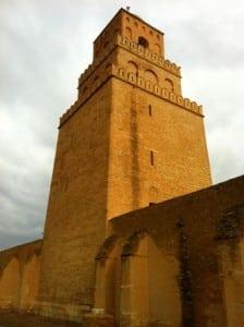 La mosquée Okba Ibn Nafaa
