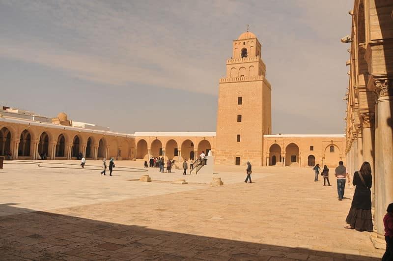 Grande Mosquee Kairouan