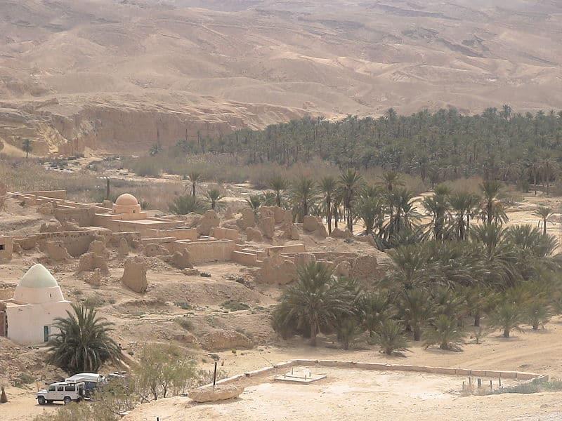 Oasis de Tamerza