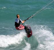 Spots de kitesurf en Tunisie
