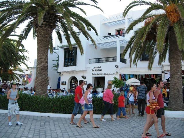 Commerces du Port El Kantaoui Sousse