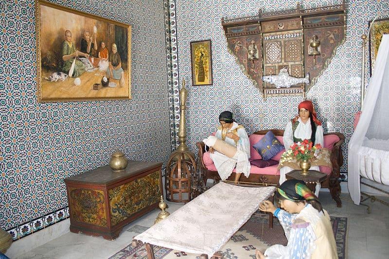 Musée Dar Cheraït à Tozeur