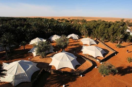 camping tunisie